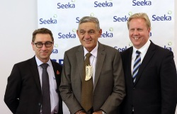Maori King opens Seeka iconic new head office in Te Puke